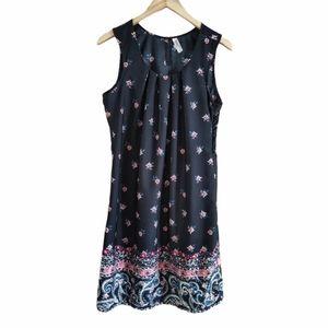 Jessica Sheath Satin Polyester Midi Dress Black 12